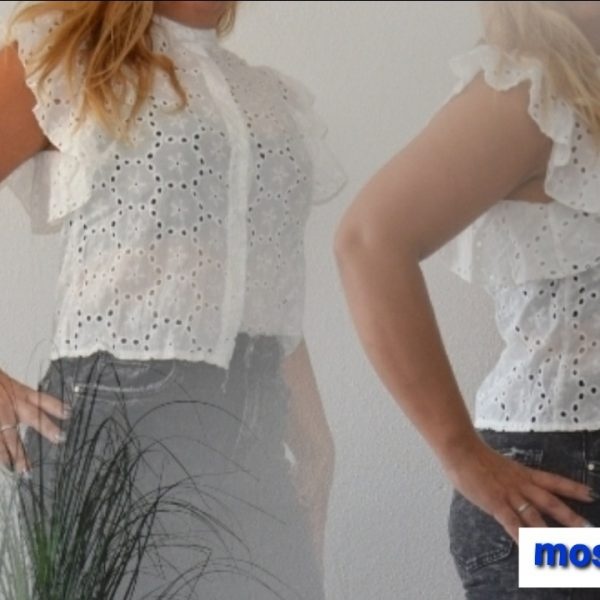 Blouse Whith elegant