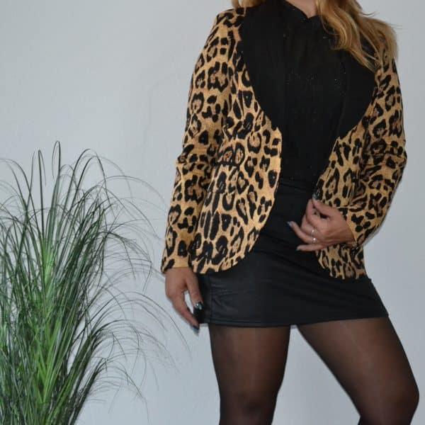Blazer luipaard
