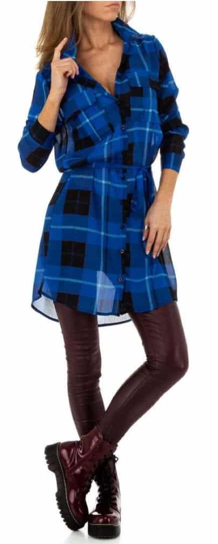 dress bleu