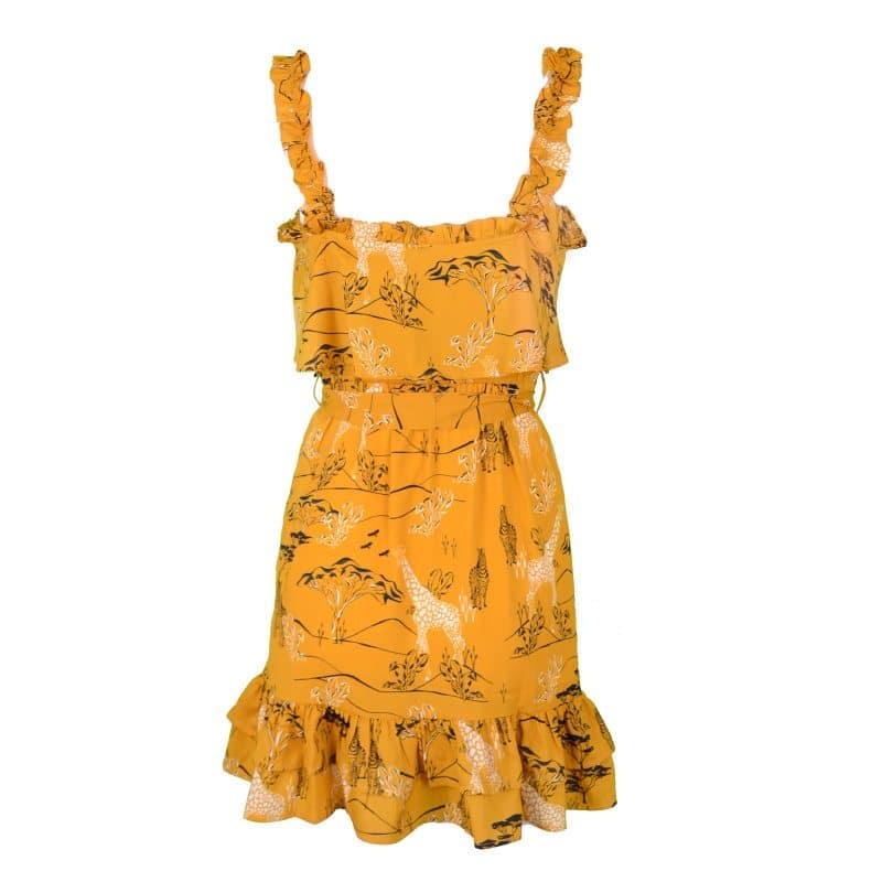 safari jurk