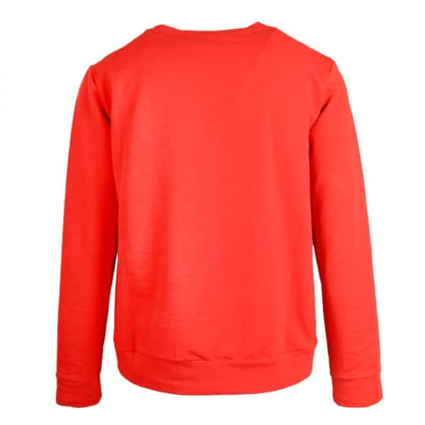 sweater summerlove rood trui