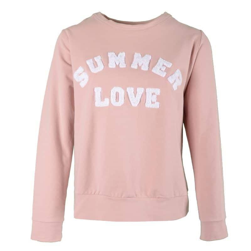 summer love sweater